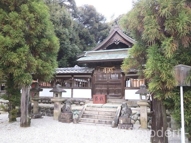 有松 神社