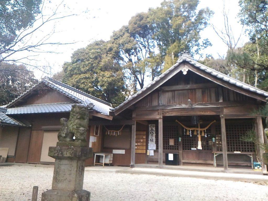 東谷山 神社