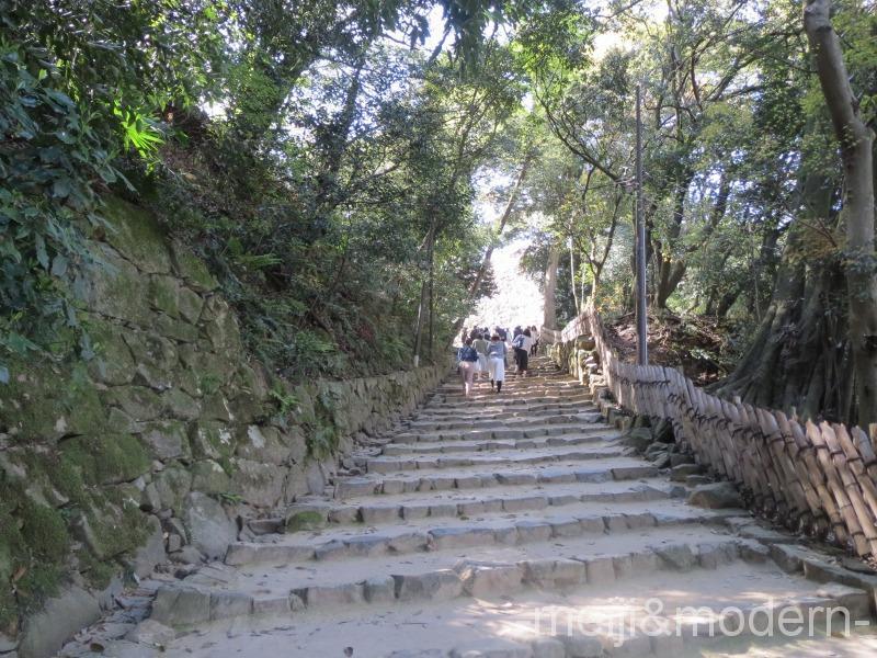 彦根城 階段