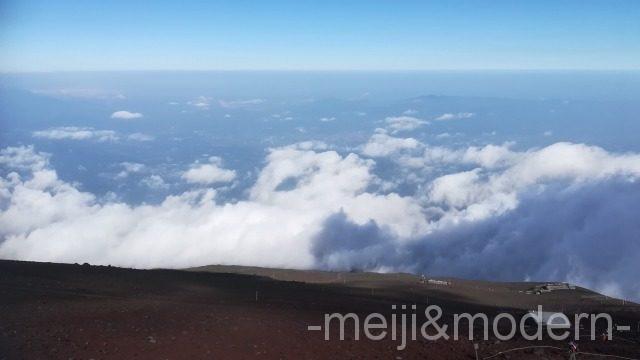 富士山 砂走り