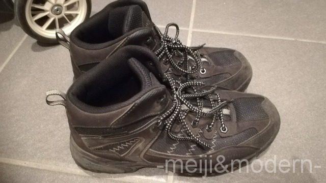 登山靴 ウィンブルドン